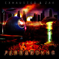 Exhausted & Zak - РеBRANDинг